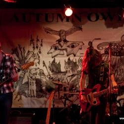 Autumn Owls @ NX35 / Dan's Silverleaf