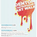 Denton Contemporary Art Walk